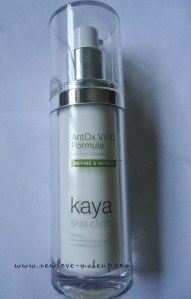 Kaya AntOx Vit-C Formula Serum Review