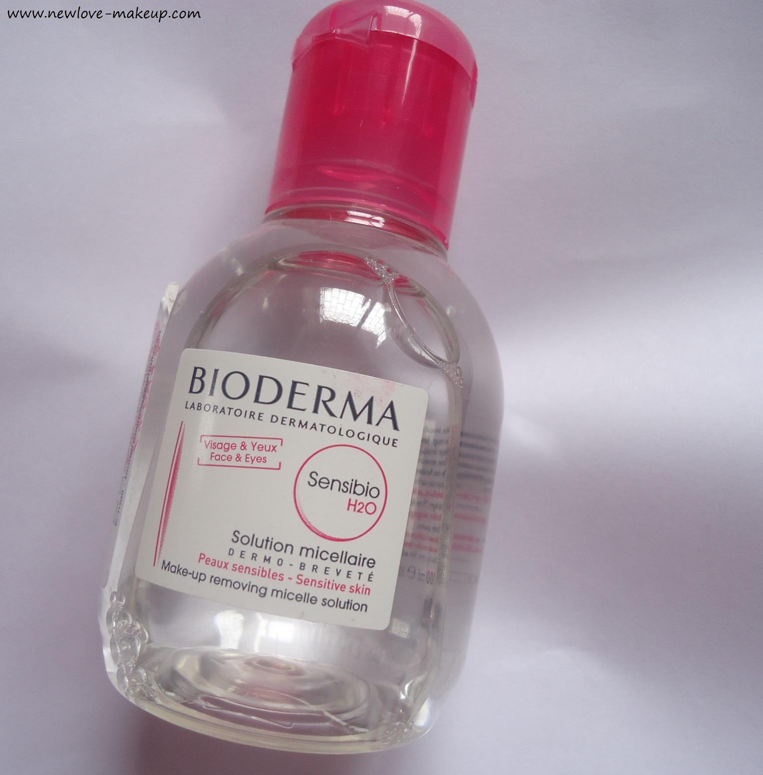 Bioderma Sensibio H2O Micellar Cleansing Water Review – New Love ...