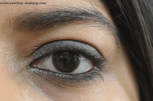Soft Smokey Eyes Tutorial inspired by Mickey Contractor feat. MAC Cosmetics