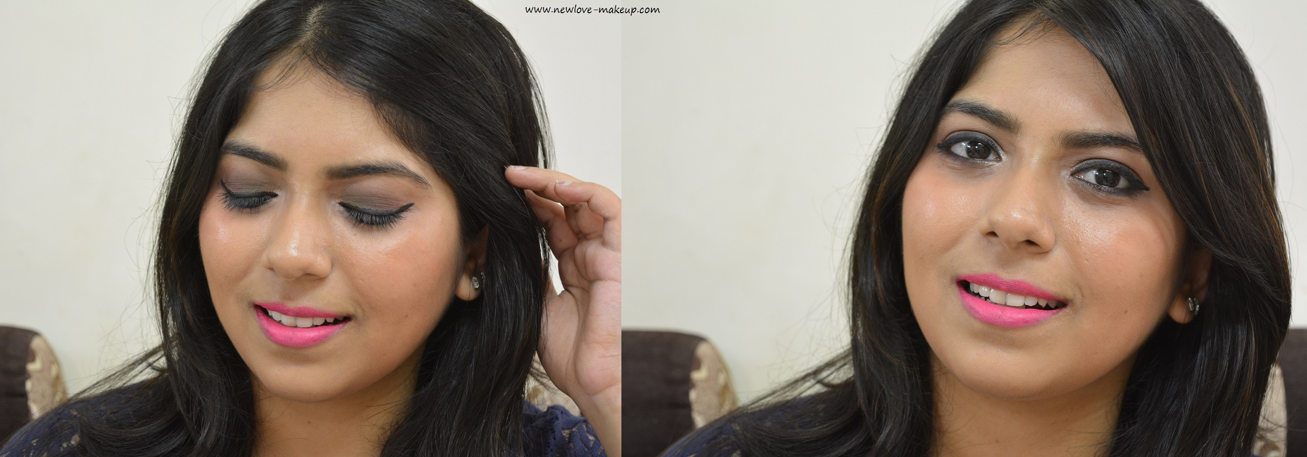 Makeup Tutorial: Fall/Winter Smokey Eyes | Indian Skin Tone