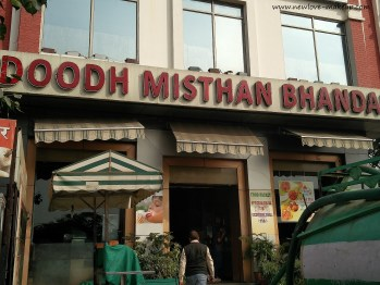 Jaipur Diaries: Part 2 (Food & More Food), Zone By The Park, Jaipur Best Places for Food