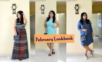 OOTD: 3 Casual Outfits/Feb Lookbook
