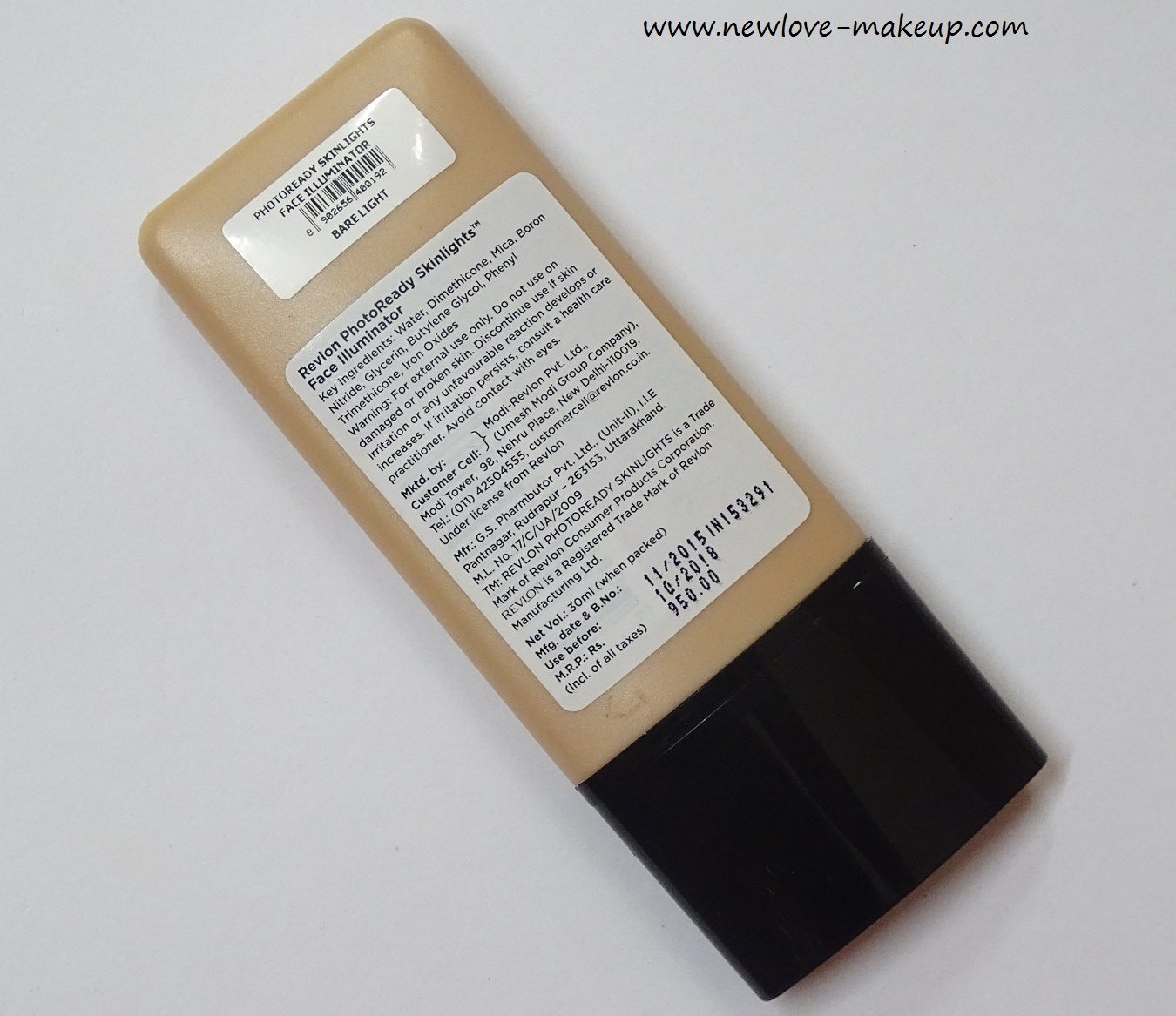 Revlon Photoready Skinlights Face Illuminator Review, Swatches ...