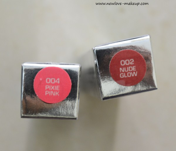 Colorbar All Day Waterproof Eyeshadow Sticks, Diamond Shine Lip Gloss Review, Swatches