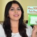 May 2016 Fab Bag Unboxing & Review, May 16 Fab Bag