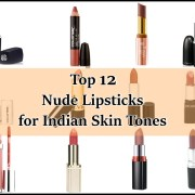 Top 12 Nude Lipsticks for Different Indian Skin Tones, Prices, Buy Online, Indian Makeup and Beauty Blog