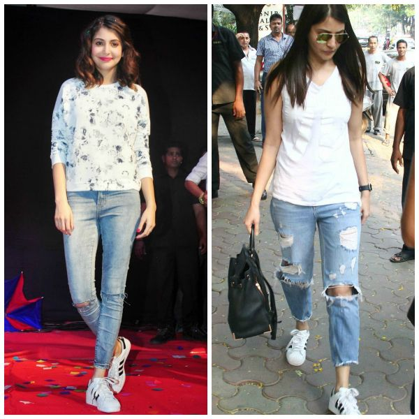 Denim Inspiration from Bollywood Ladies, Fashion, Indian Fashion Blog