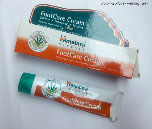 Himalaya Herbals Foot Care Cream Review, Indian Beauty Blog