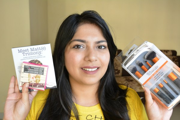 Feelunique Haul : theBalm, Real Techniques, Rimmel London, Indian Makeup Blog