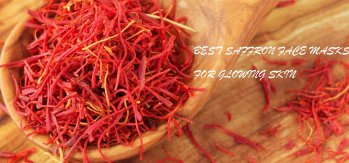 Best Saffron DIY Face Packs to Get Fair & Glowing Skin, Indian Skincare Blog, Beauty Blog