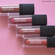 Sugar Cosmetics Smudge Me Not Liquid Lipsticks Review, Swatches
