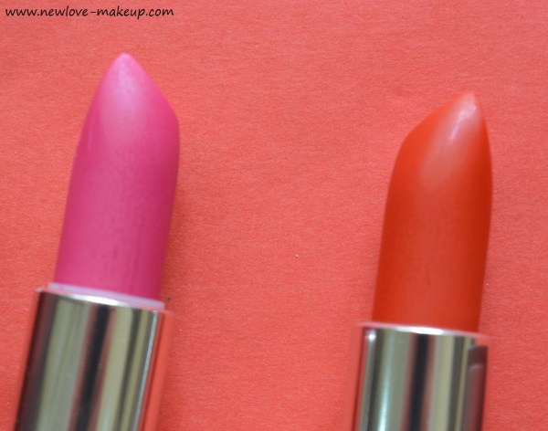 New Maybelline Color Sensational Creamy Matte Lipsticks India Review, Swatches
