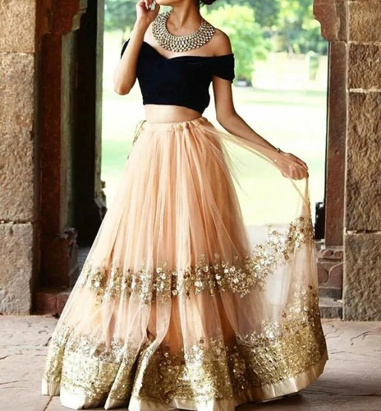 Indian Wedding Dresses for Bride's/Bridegroom's Sister, Indian Wedding Blog, Bridal Blog, Indian Fashion Blog