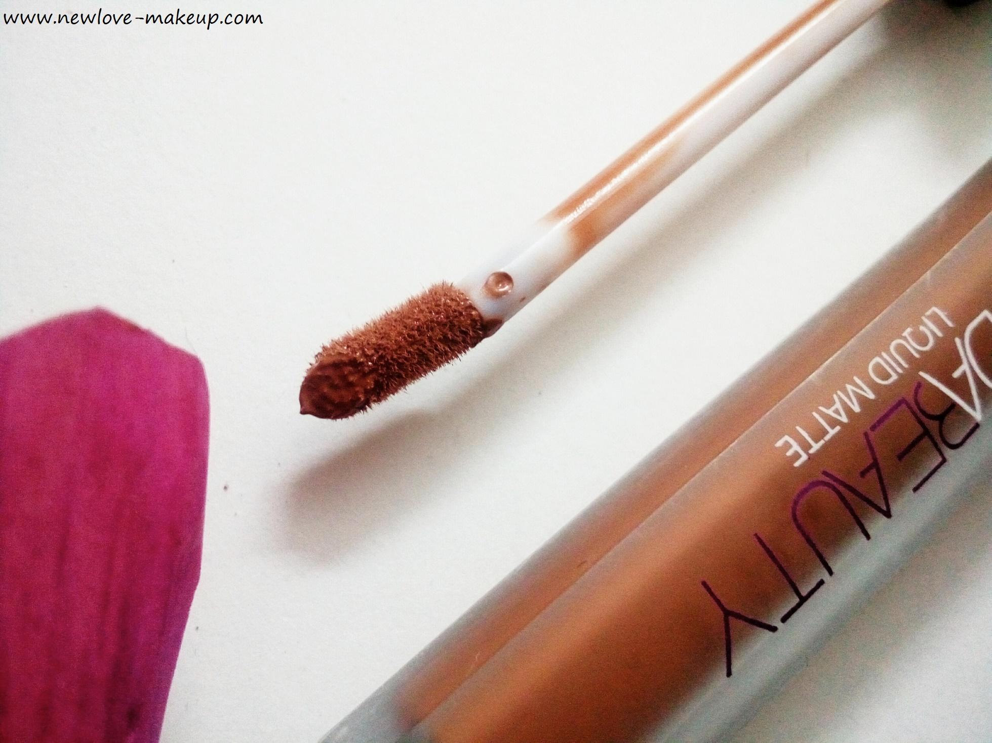 Huda Beauty Liquid Lipsticks Trendsetter, Video Star Review, Swatches