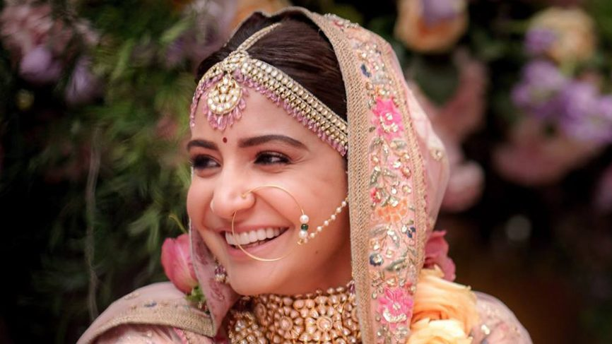 Anushka Sharma's Makeup Artist Decodes All Her Wedding Looks