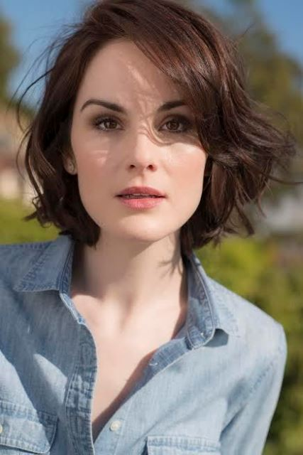 short hair styles for square face 20 hairstyles for square faces to try this summer 2305 | square faces7