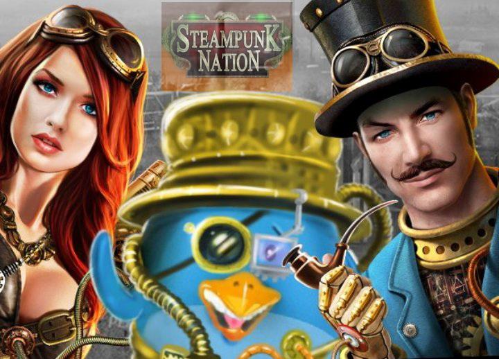 Steampunk Nation Slot