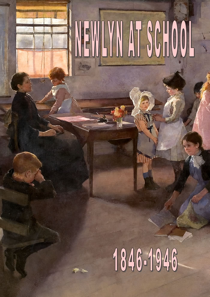 Newlyn at School 1846-1946