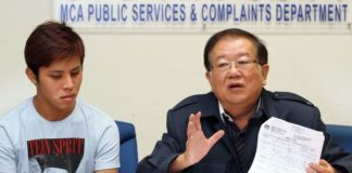 Datuk Seri Michael Chong, MCA Public Services and Complaints Bureau