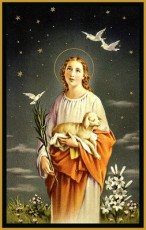 Image result for St. Agnes of Rome