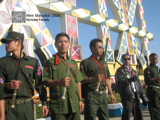 New Democratic Army - Kachin
