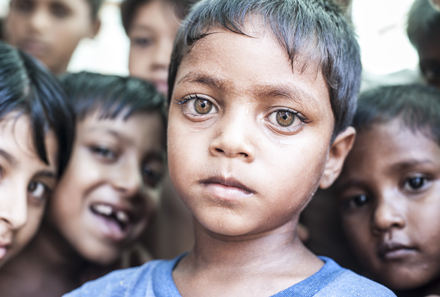 A young Rohingya boy. Myanmar's minorities like the Rohingya have long-suffered human rights abuses. Photo by Steve Gumaer on flickr.