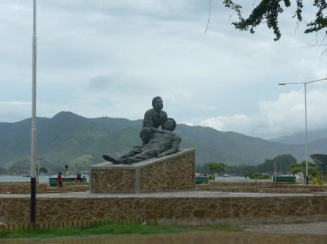 The Santa Cruz monument: Timor's acknowledgement of Generation 99.
