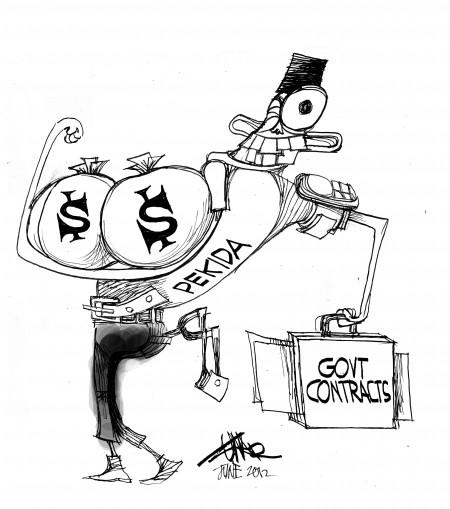 Zunar Pekida