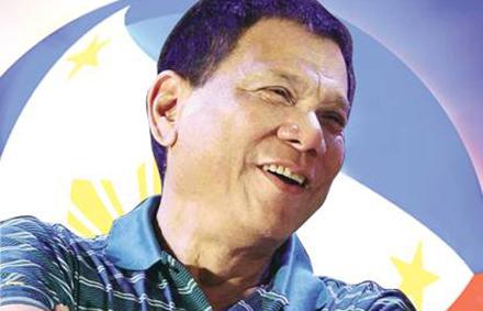 Rodrigo Duterte - fending off foreigners since forever.