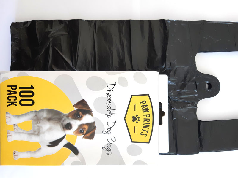 Disposable Dog Bags