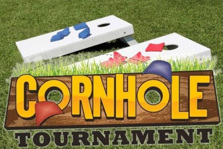 cornhole luck of the draw tournament