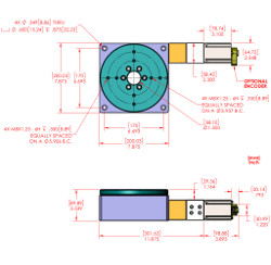 Motorized Rotary Stage : RM-8