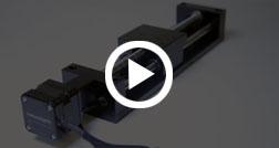 CS Series belt drive XY Gantry Slide