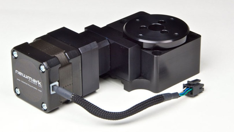 RT-2 Small Motorized Rotary Stage : Rotary Positioner