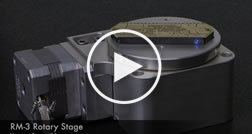 RM-3-Vacuum-Compatible-Rotary-Stage-video