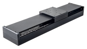 LMS Series brushless DC linear motor stage