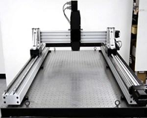 Custom XYZ gantry robot