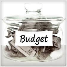 no more budget