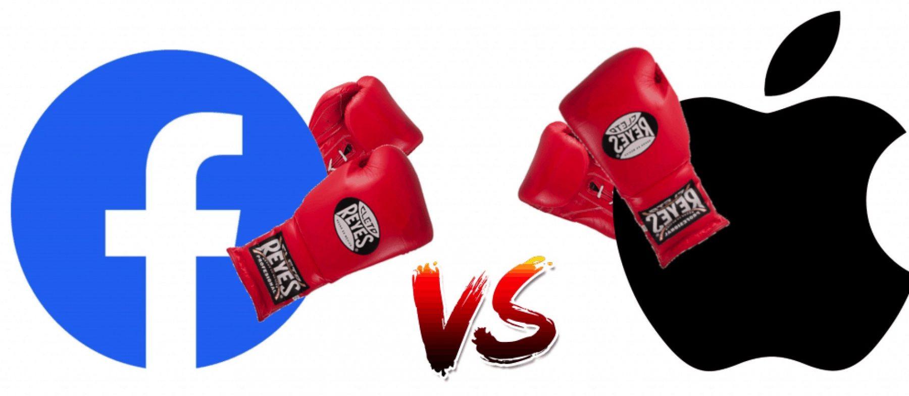 Its war! Facebook vs. Apple