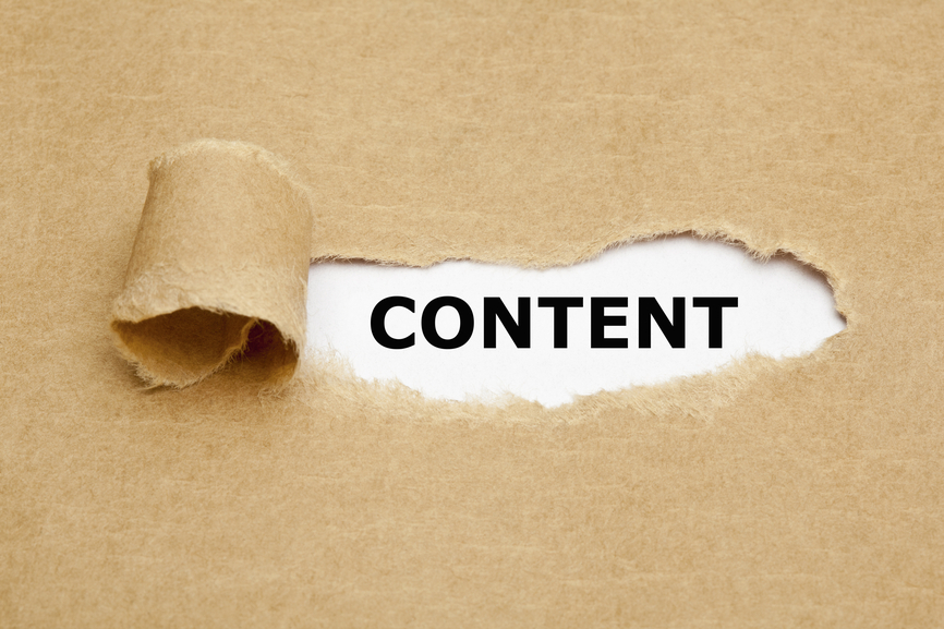 Content Myths and Reality