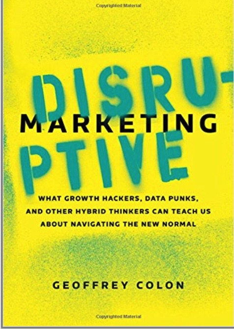 """Does your company need """"Disruptive"""" marketers?"""