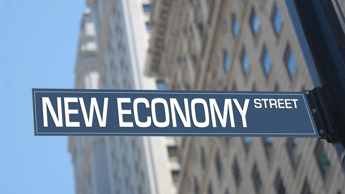 The economy is not going back to the way it was