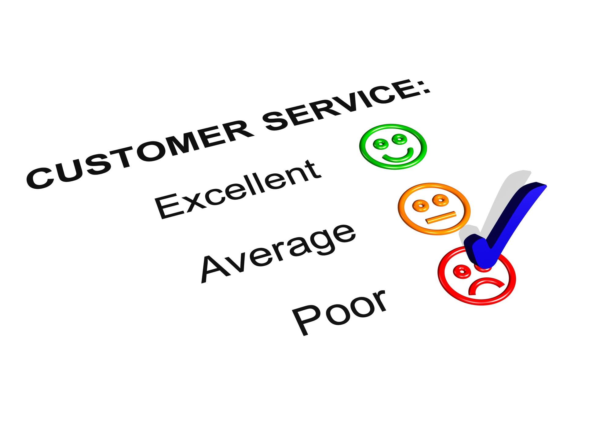 Poor customer service is killing brands