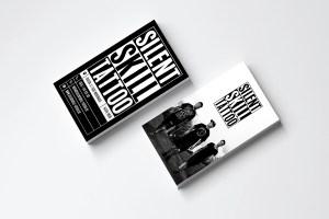 Visitenkarten Design für Silent Skill Tattoo Trier