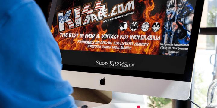 KISS 4 Sale
