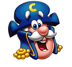 Captain Crunch never served his country. Dental Cavities.