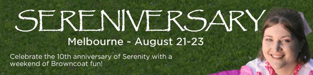 Sereniversary Banner