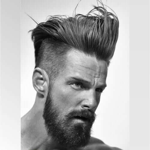 27. High Top Pompadour Disconnect