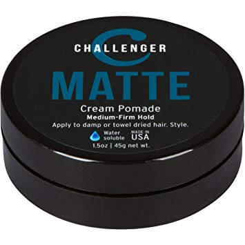 Challenger Matte Styling Cream