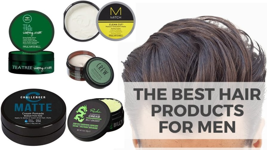 Top 10 Best Hair Styling Creams For Men Hair Styling Products 2019